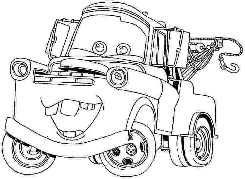 tow truck coloring pages tow truck coloring page kids crafts pinterest tow coloring truck pages tow