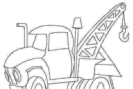 tow truck coloring pages tow truck tow truck coloring pages truck tow pages coloring