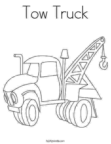 tow truck coloring pages tow trucks coloring pages coloring home pages truck coloring tow