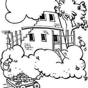 tower of babel coloring pages for kids tower of babel coloring pages for kids kids pages of babel tower for coloring