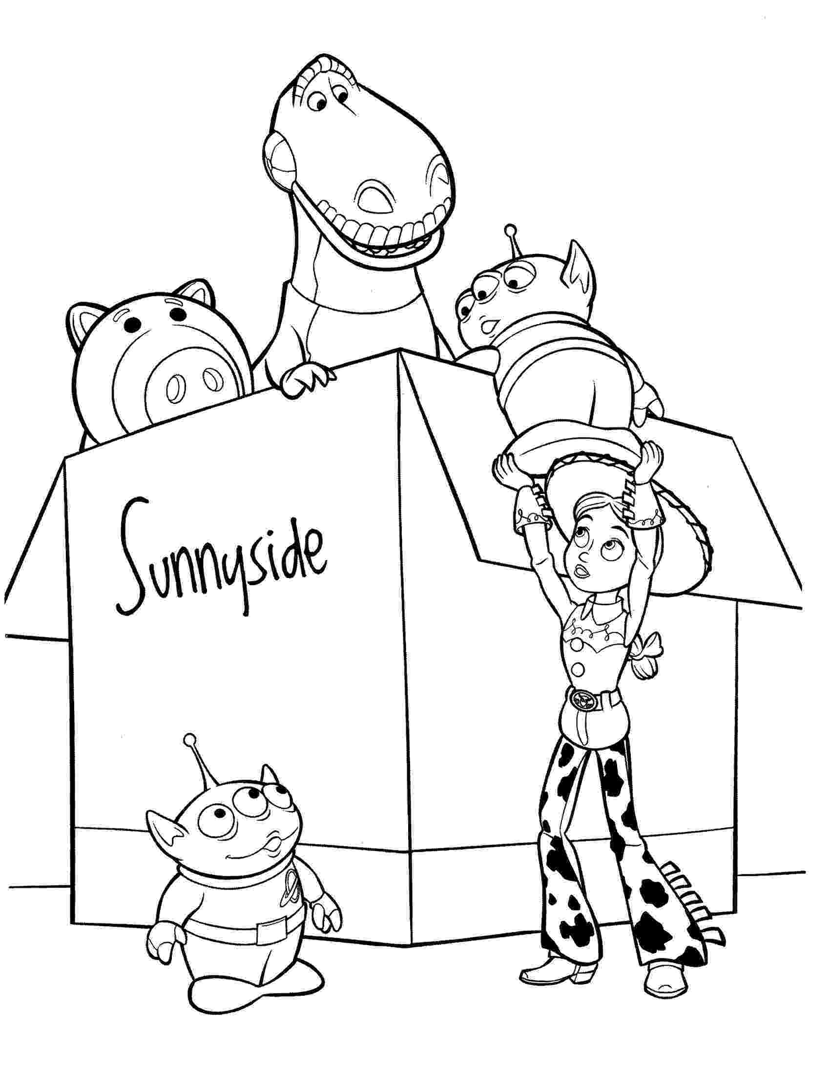 toy store coloring pages toy story free printable coloring pages puzzles and coloring toy store pages