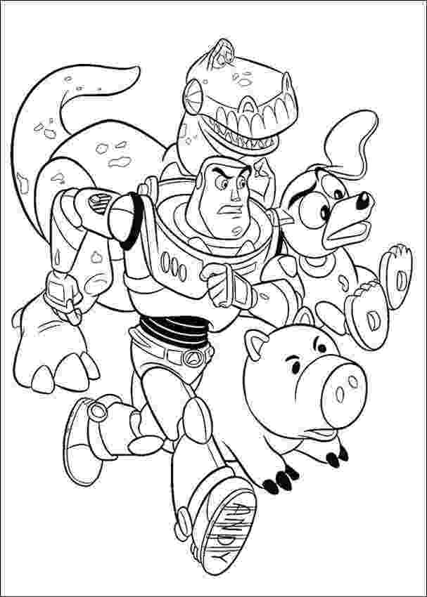 toy story coloring page free printable toy story coloring pages for kids toy story coloring page