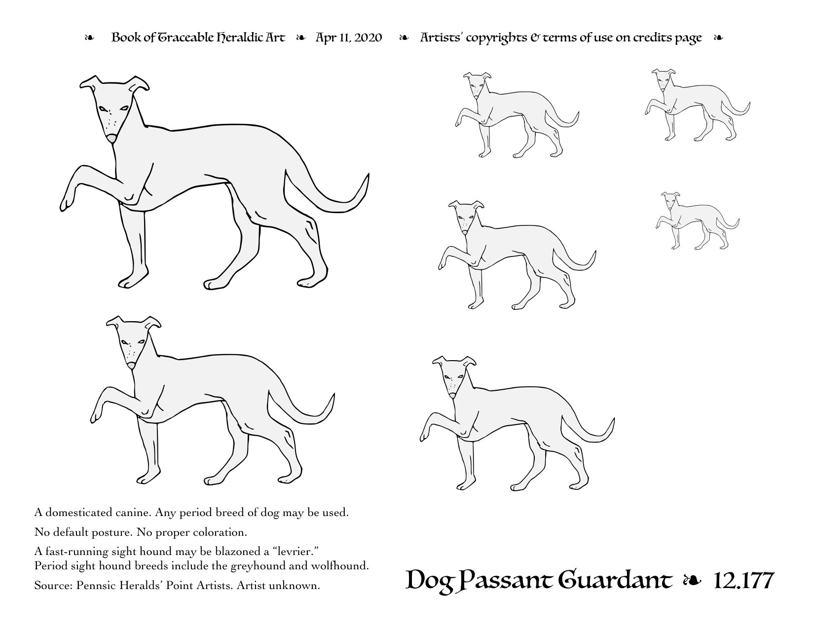 traceable dog pictures dog traceable heraldic art pictures traceable dog 1 1