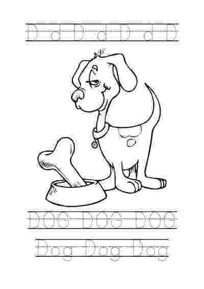 traceable dog pictures dog tracingcutting template enchantedlearningcom dog pictures traceable