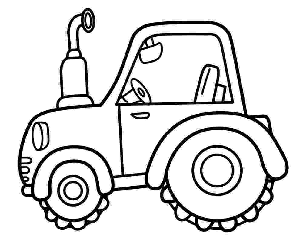 tractor coloring pages for toddlers 25 best tractor coloring pages to print toddlers pages for tractor coloring
