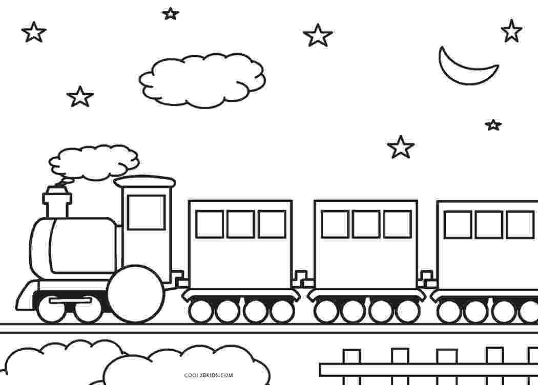 train color pages free printable train coloring pages for kids cool2bkids color train pages 1 1