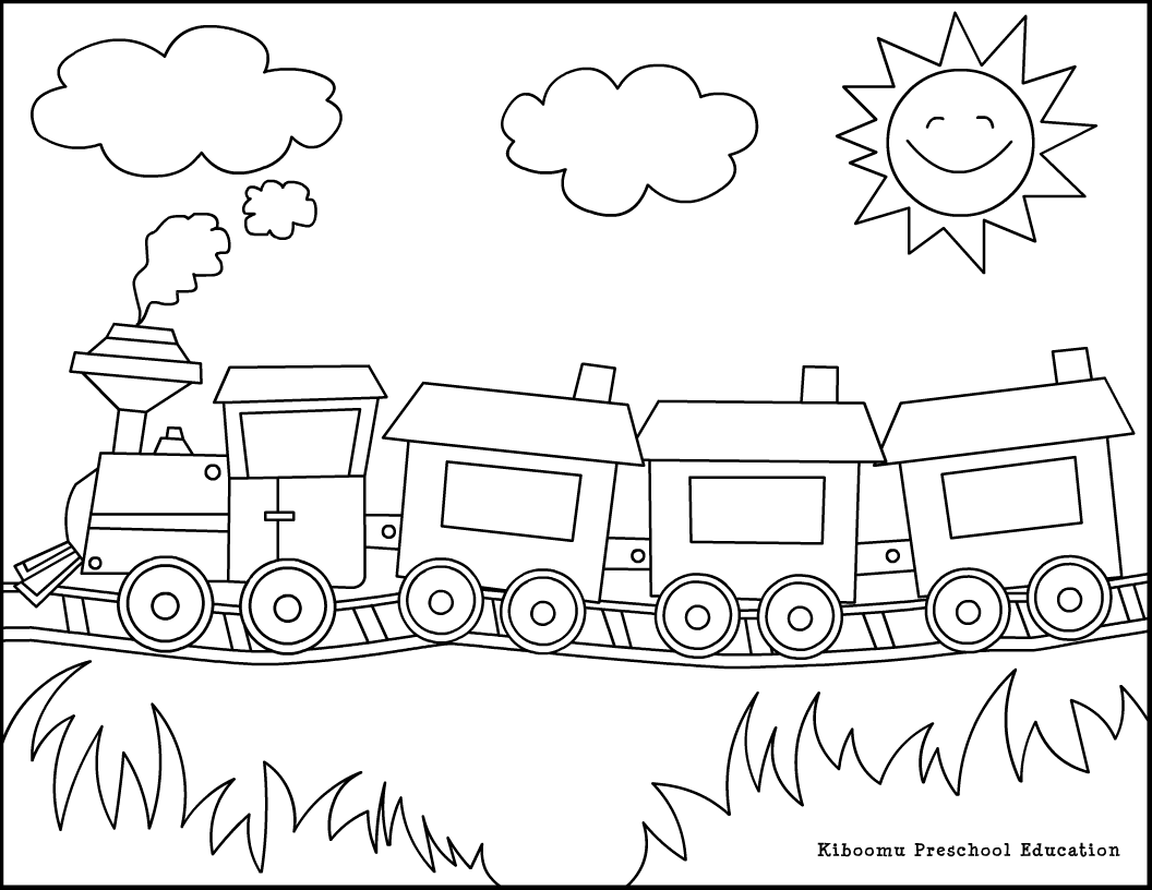 train color pages train coloring pages free printable train coloring pages color train pages