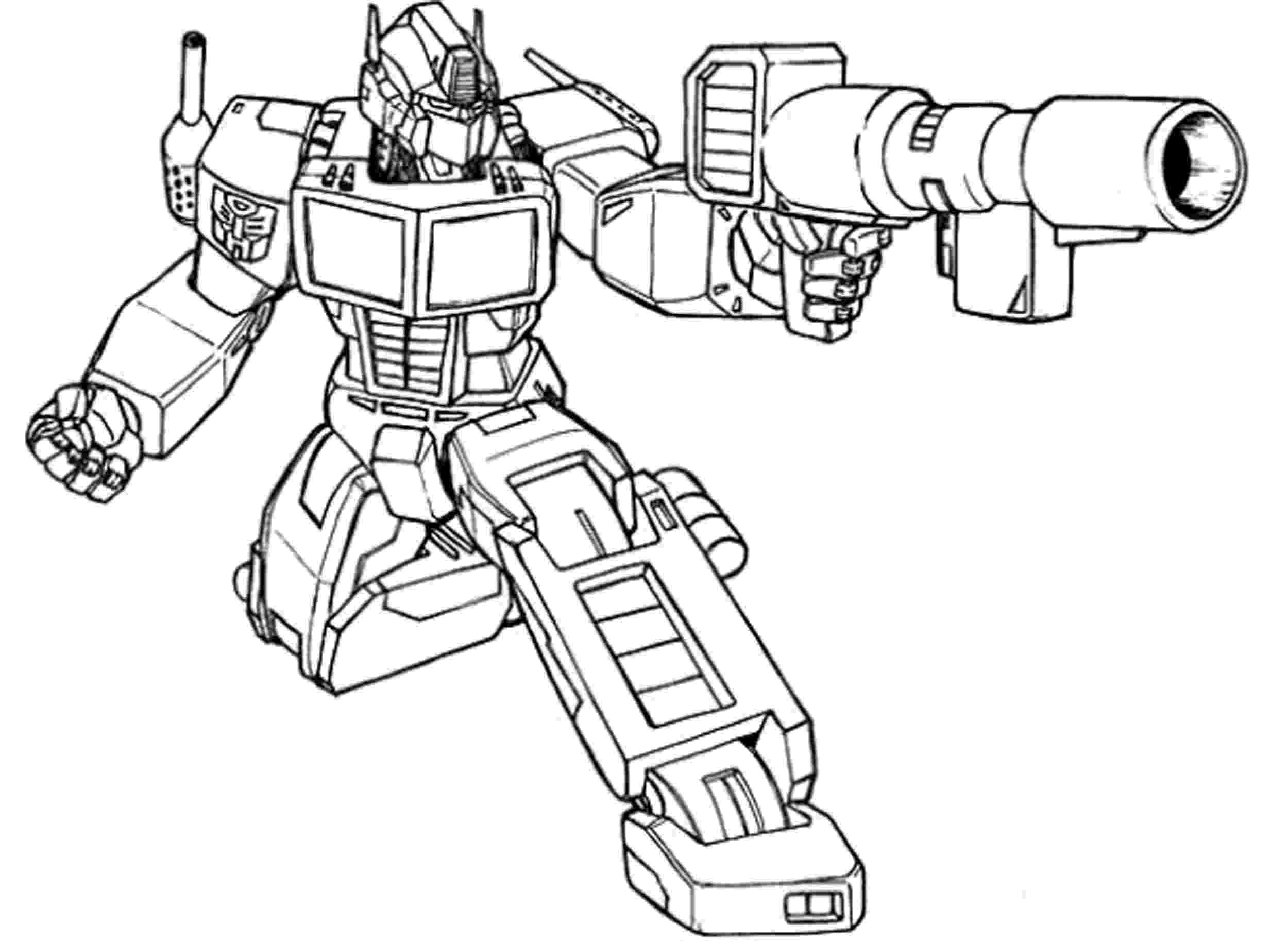 transformer coloring page free printable transformers coloring pages for kids transformer coloring page