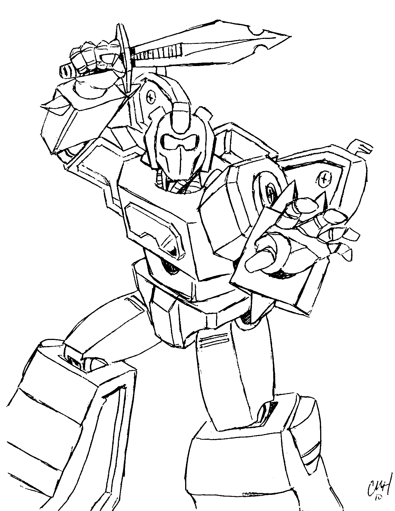 transformer coloring page free printable transformers coloring pages for kids transformer page coloring