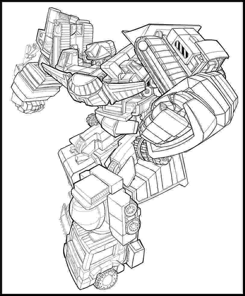 transformer coloring page print download inviting kids to do the transformers coloring transformer page