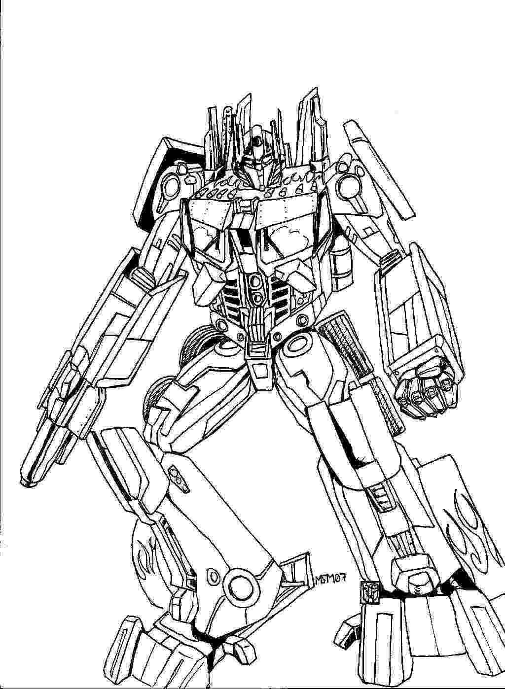 transformer coloring page print download inviting kids to do the transformers transformer page coloring