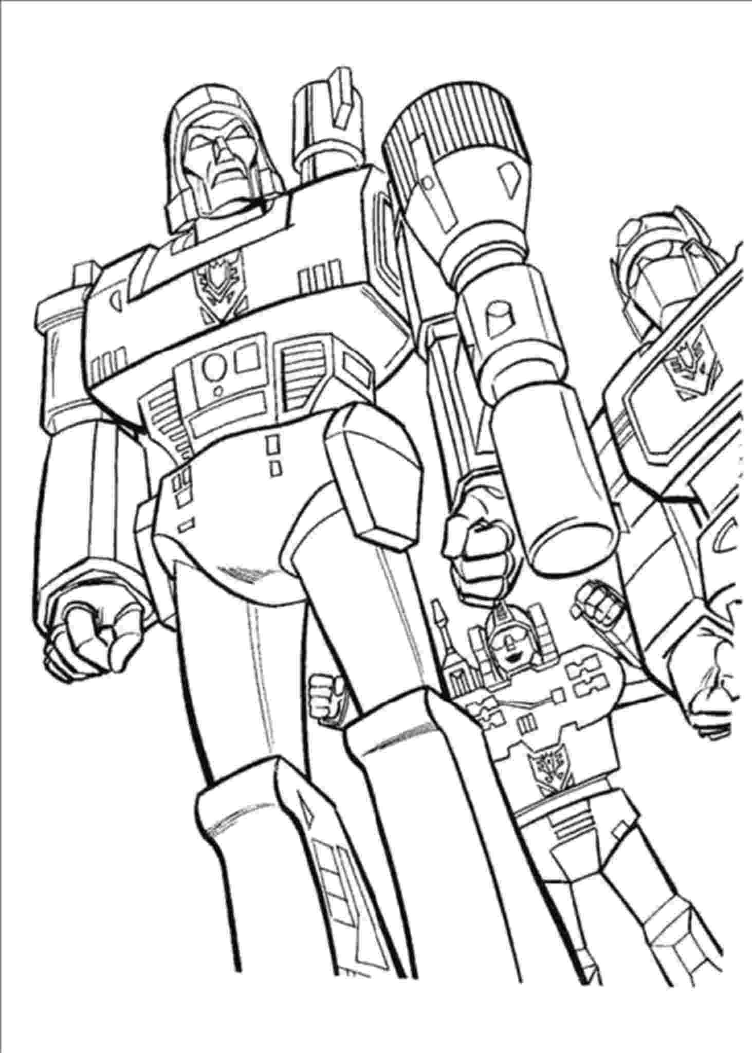 transformer coloring page tenacious transformers coloring page yescoloring free transformer page coloring 1 1