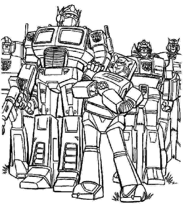 transformers coloring ausmalbilder für kinder malvorlagen und malbuch transformers coloring