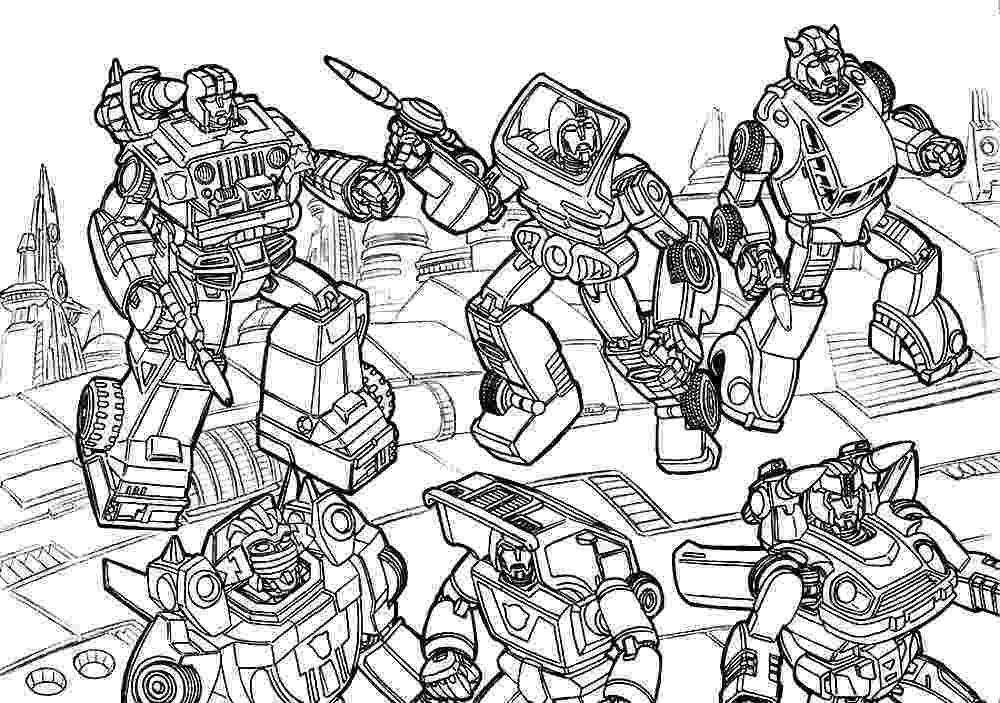 transformers coloring free printable transformer coloring pages for kids transformers coloring