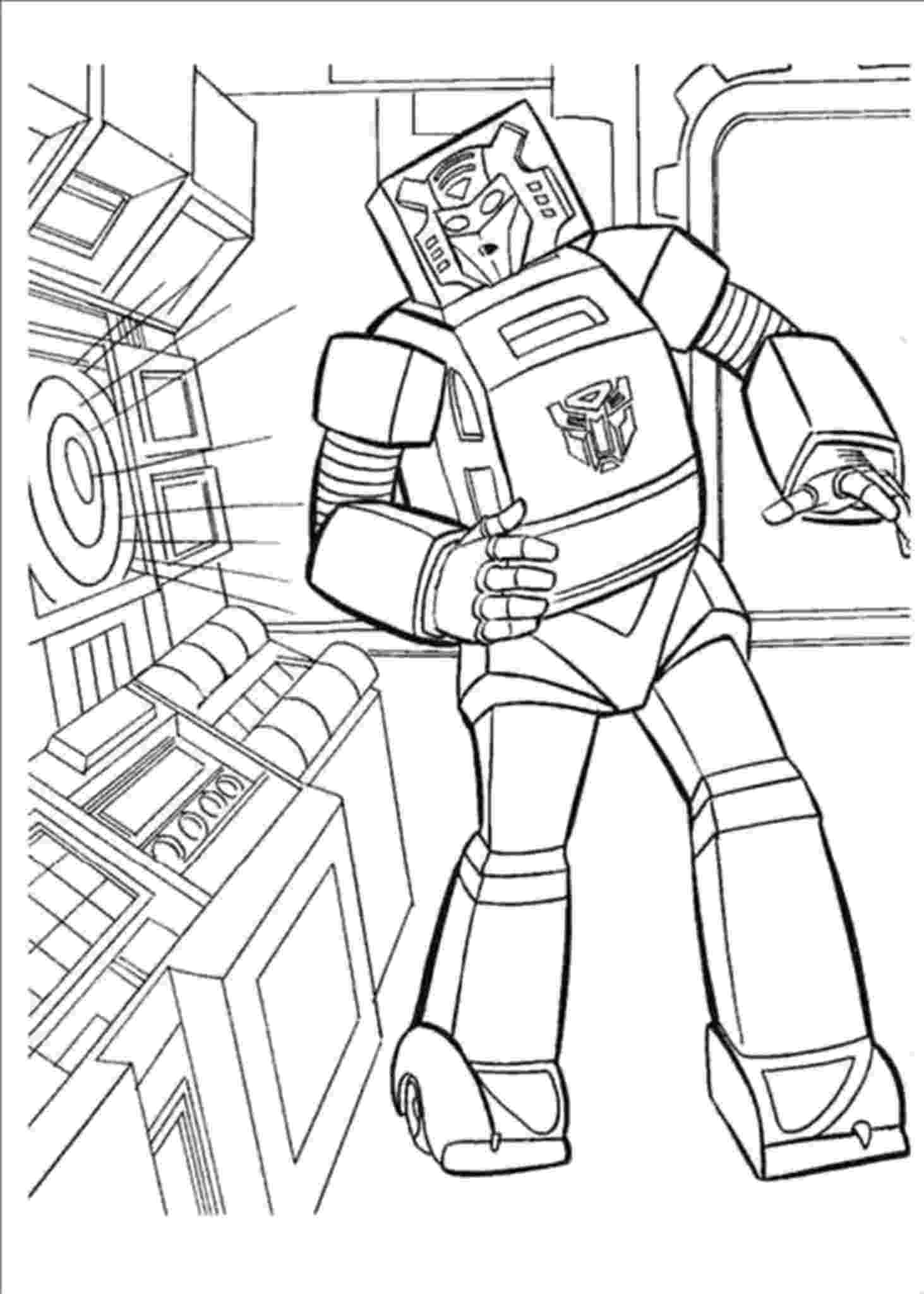 transformers coloring free printable transformers coloring pages for kids transformers coloring 1 3