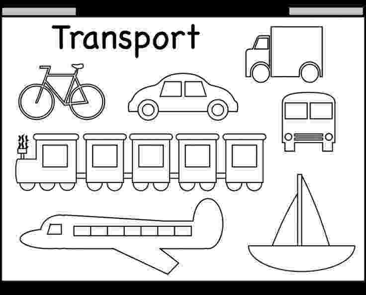 transport pictures to colour 1000 images about transportation silhouettes vectors colour transport pictures to