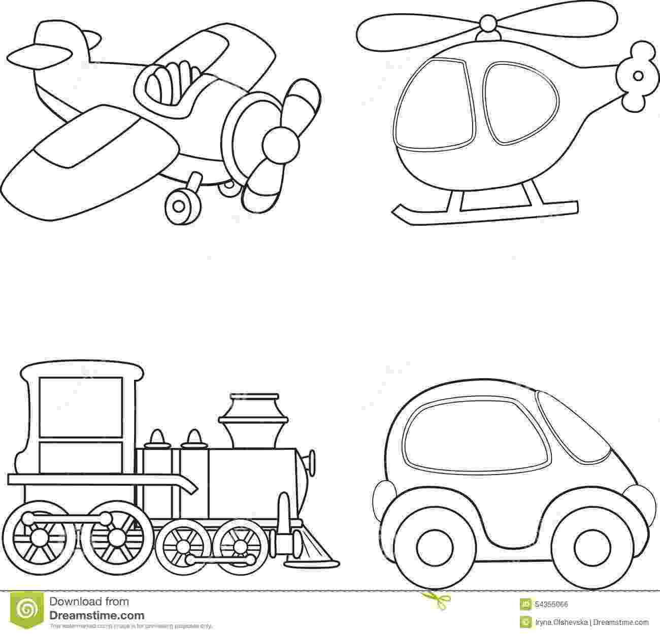 transport pictures to colour transport colouring sheets sb1973 sparklebox to pictures transport colour
