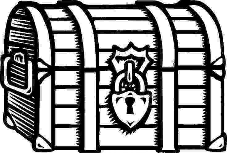 treasure chest coloring pages printable treasure chest coloring pages black and white free printable coloring pages chest treasure