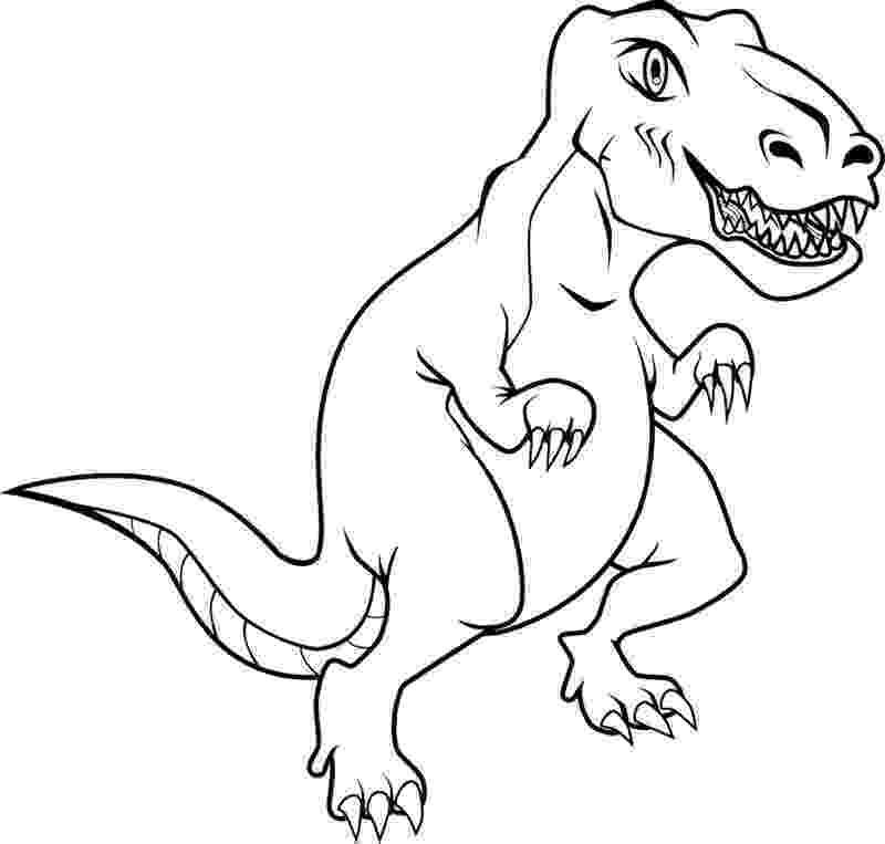 trex coloring pages jurassic park t rex coloring page free printable coloring pages trex