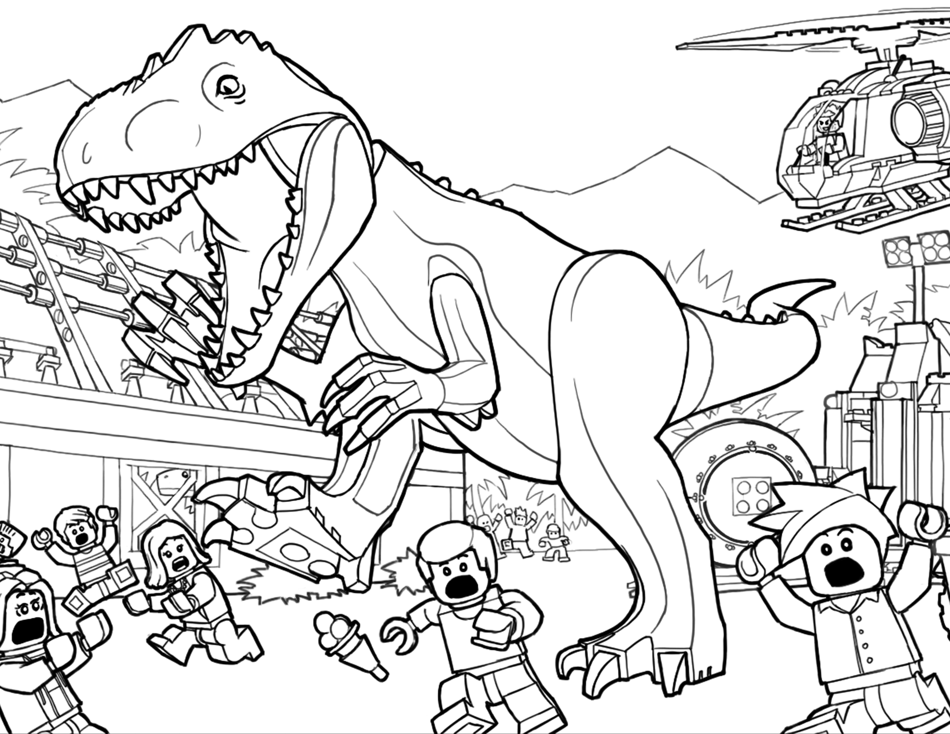 trex coloring pages trex coloring pages best coloring pages for kids trex coloring pages