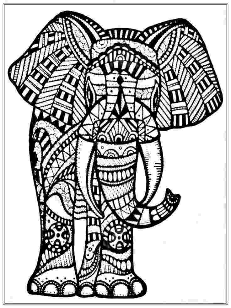 tribal coloring pages jellyfish with tribal pattern coloring page free pages tribal coloring