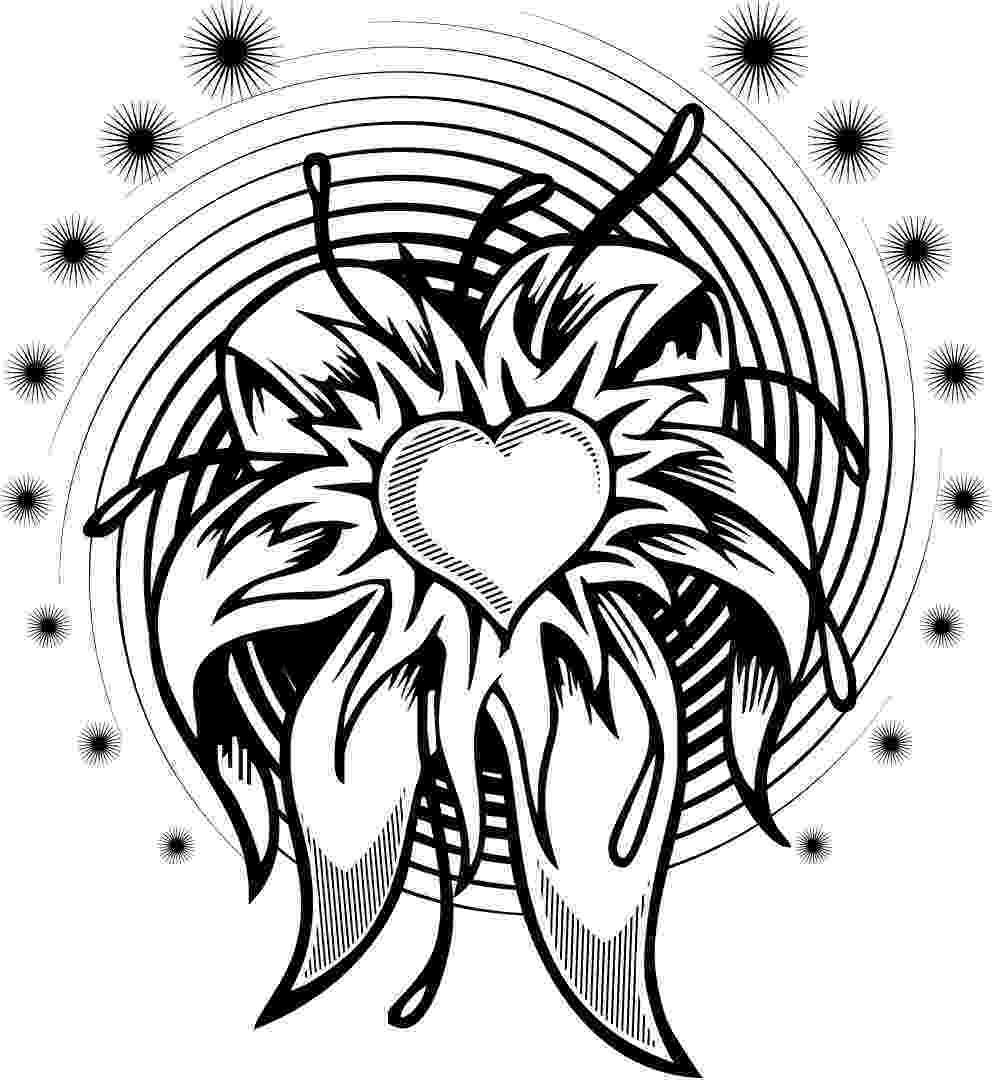 tribal coloring pages tribal animal coloring pages at getcoloringscom free tribal pages coloring