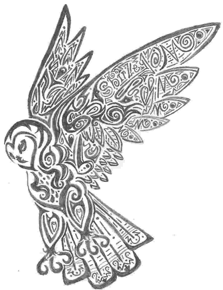 tribal coloring pages tribal designs drawing at getdrawingscom free for pages coloring tribal