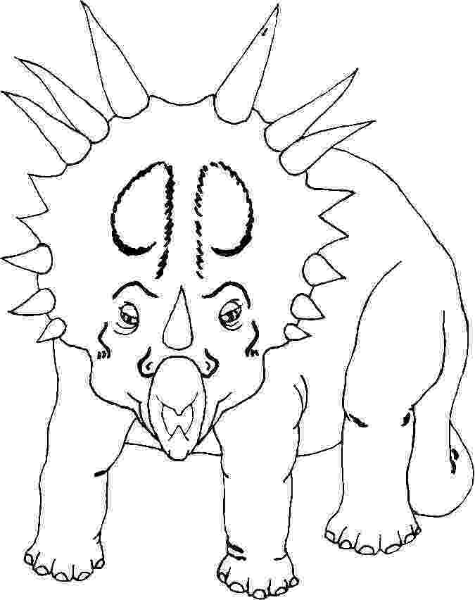 triceratops picture free printable triceratops coloring pages for kids triceratops picture 1 1