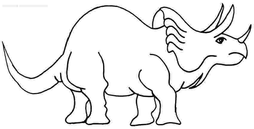 triceratops picture printable triceratops coloring pages for kids cool2bkids triceratops picture 1 1