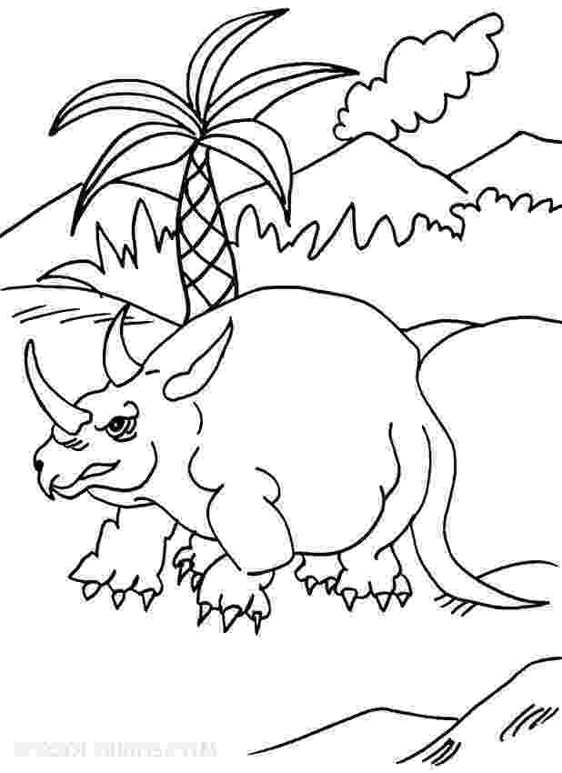 triceratops pictures to color printable triceratops coloring pages for kids cool2bkids pictures color to triceratops 1 1
