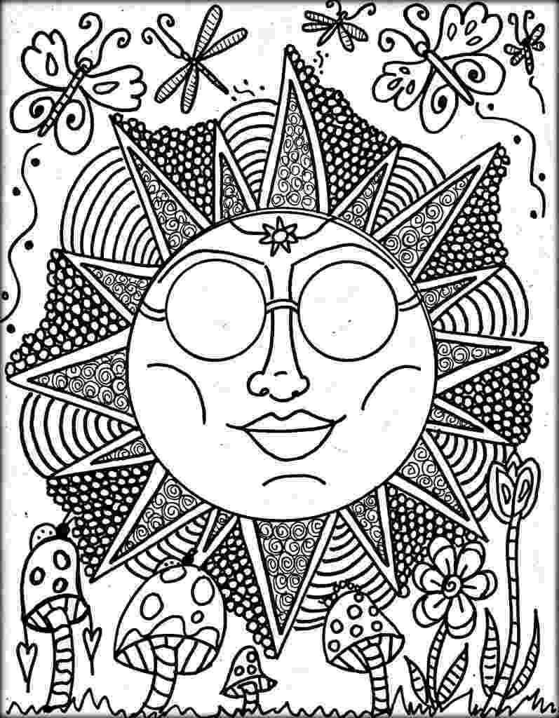 trippy coloring sheets printable trippy coloring pages coloring home sheets trippy coloring