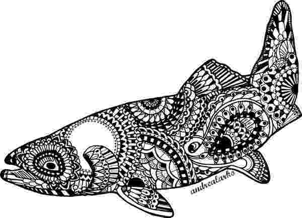 trout coloring page trout free coloring pages page trout coloring