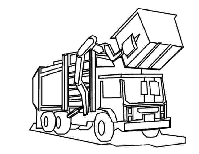 truck coloring pictures dump truck coloring pages to download and print for free pictures coloring truck