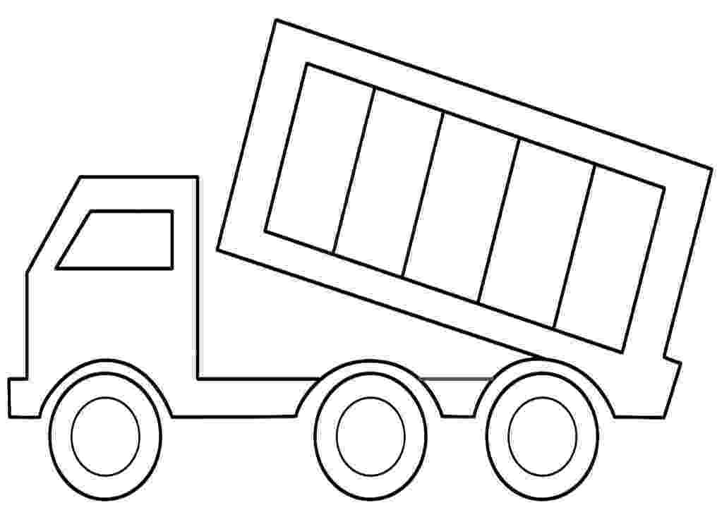 truck coloring pictures dump truck coloring pages to download and print for free truck coloring pictures
