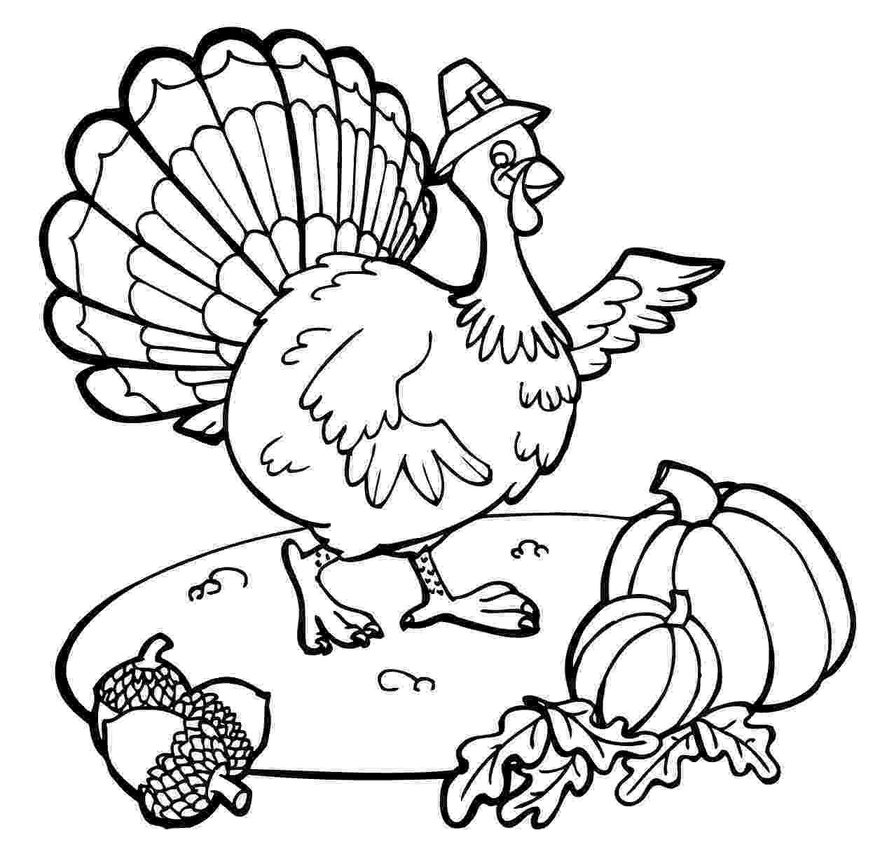 turkey coloring sheet free thanksgiving coloring pages for adults kids sheet coloring turkey