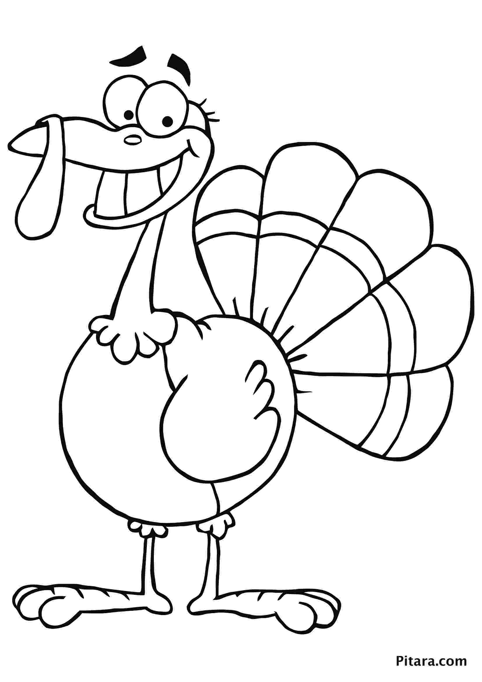 turkey coloring turkey coloring page free large images free turkey coloring