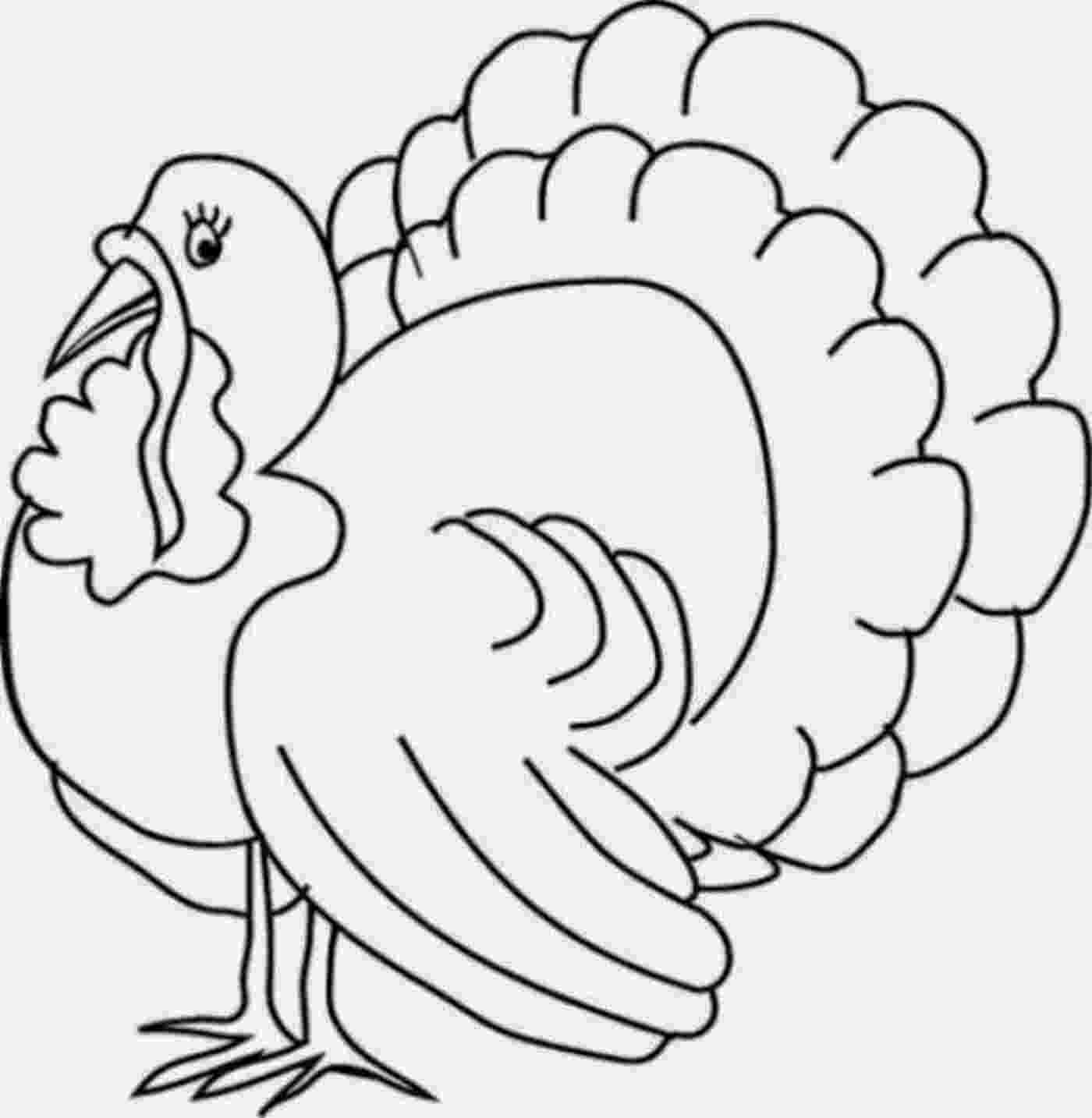 turkey coloring turkey coloring pages to download and print for free turkey coloring 1 1