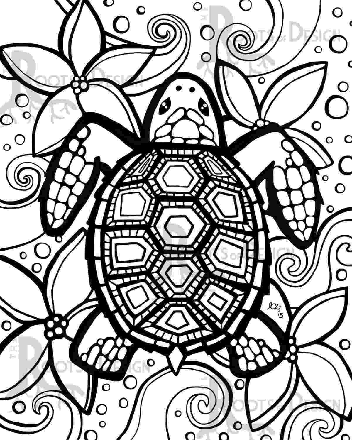 turtle pictures to color free printable turtle coloring pages for kids cool2bkids turtle color pictures to