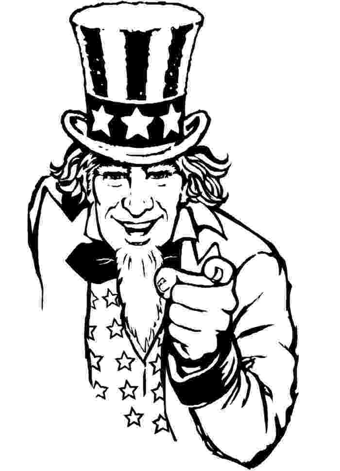 uncle coloring pages uncle sam drawing at getdrawingscom free for personal coloring pages uncle