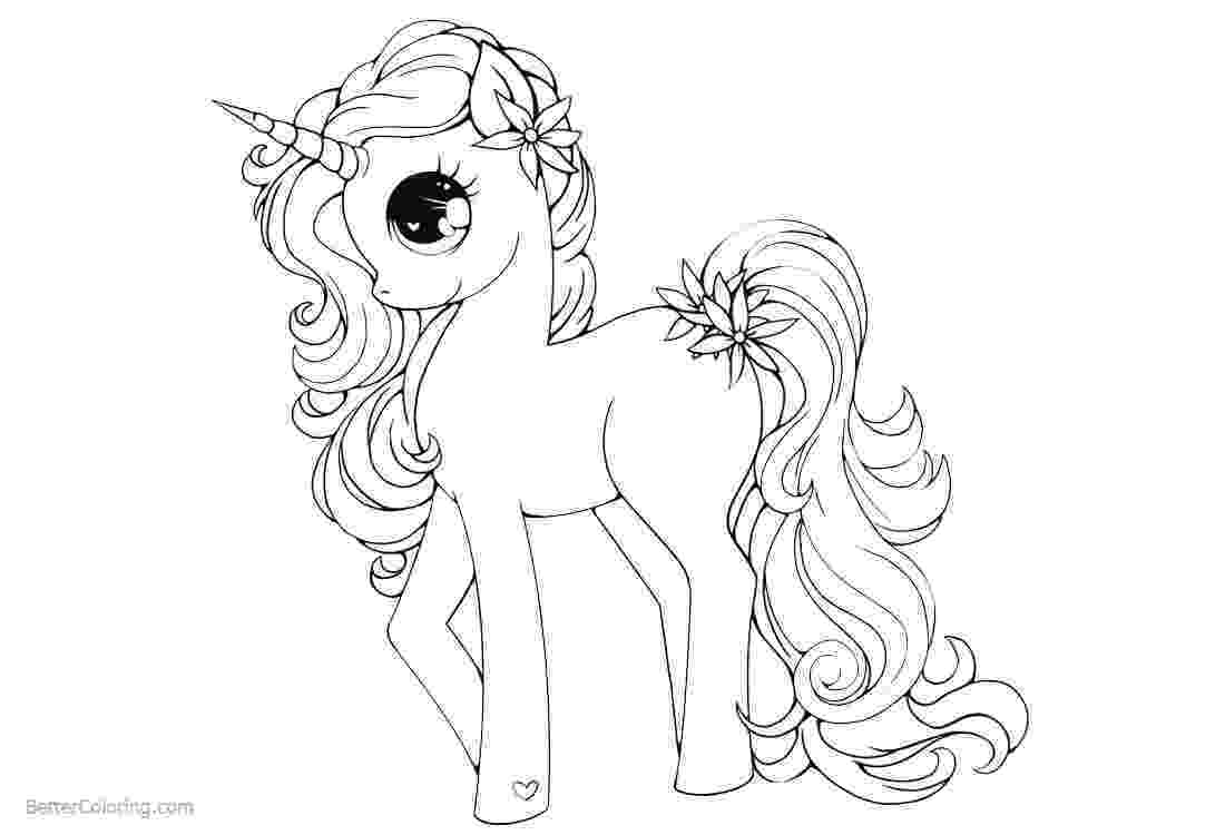 unicorn coloring pages for girls black and white coloring sheet unicorn coloring pages girls pages unicorn for coloring