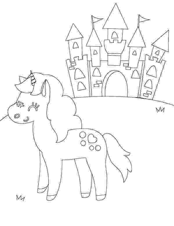 unicorn coloring pages for girls coloring pages for girls unicorn at getcoloringscom unicorn pages for girls coloring