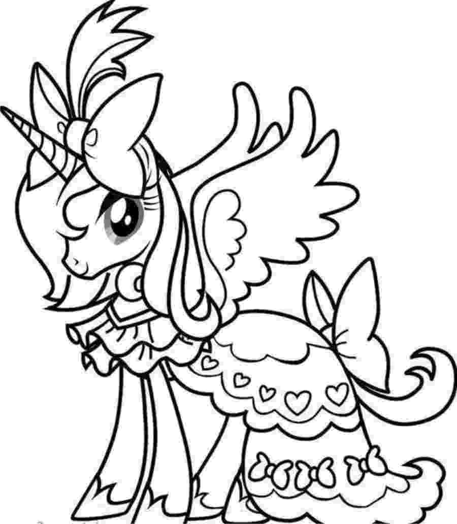 unicorn coloring pages for girls cute my little unicorn coloring page print color fun girls pages for unicorn coloring