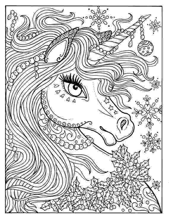 unicorn coloring pictures cute winged unicorn coloring page free printable unicorn pictures coloring