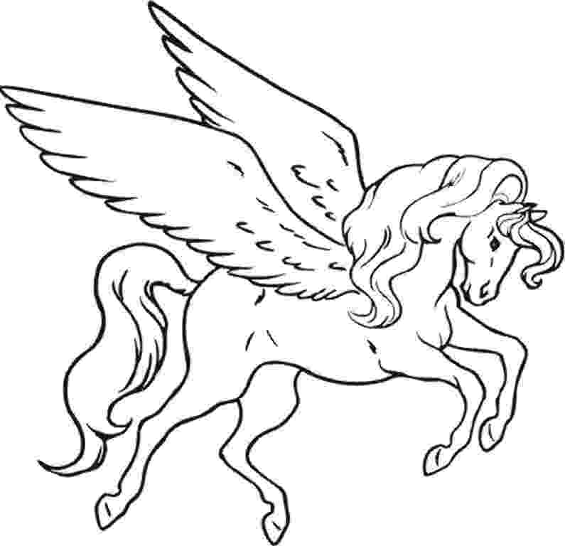 unicorns coloring pages print download unicorn coloring pages for children unicorns coloring pages