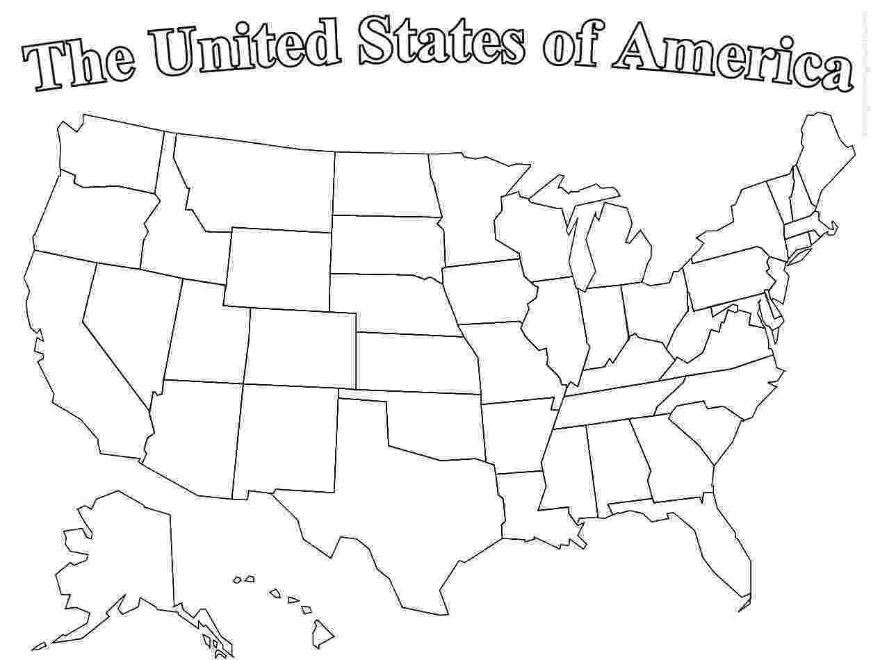 united states coloring page map of united states coloring page printable coloring coloring page states united