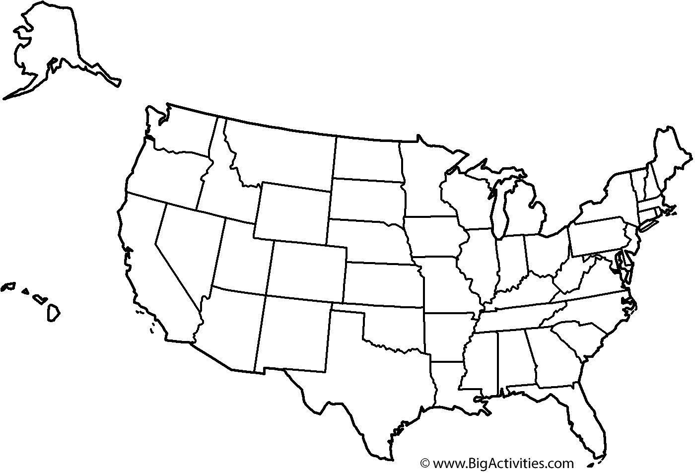 united states coloring page us map coloring pages best coloring pages for kids coloring united page states