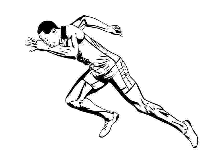 usain bolt coloring pages how to draw usain bolt temple run usain pages bolt coloring