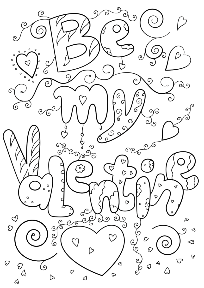 valentines day color pages disney valentine39s day coloring pages disneyclipscom valentines pages color day