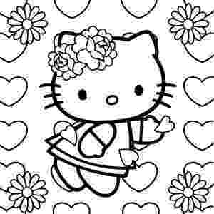 valentines day hello kitty hello kitty valentines day coloring pages best gift hello day kitty valentines