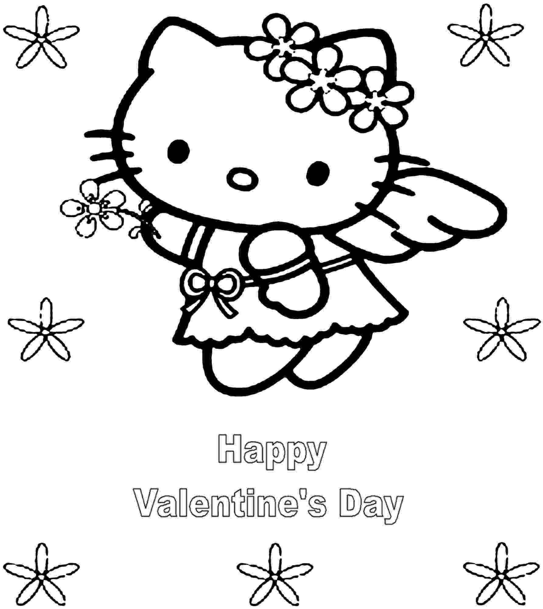 valentines day hello kitty if you desire to obtain the hello kitty valentine coloring day hello valentines kitty